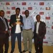 Radio Pacis journalists at the Uganda National Journalism Awards